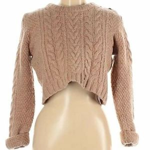 Topshop wool pullover sweater